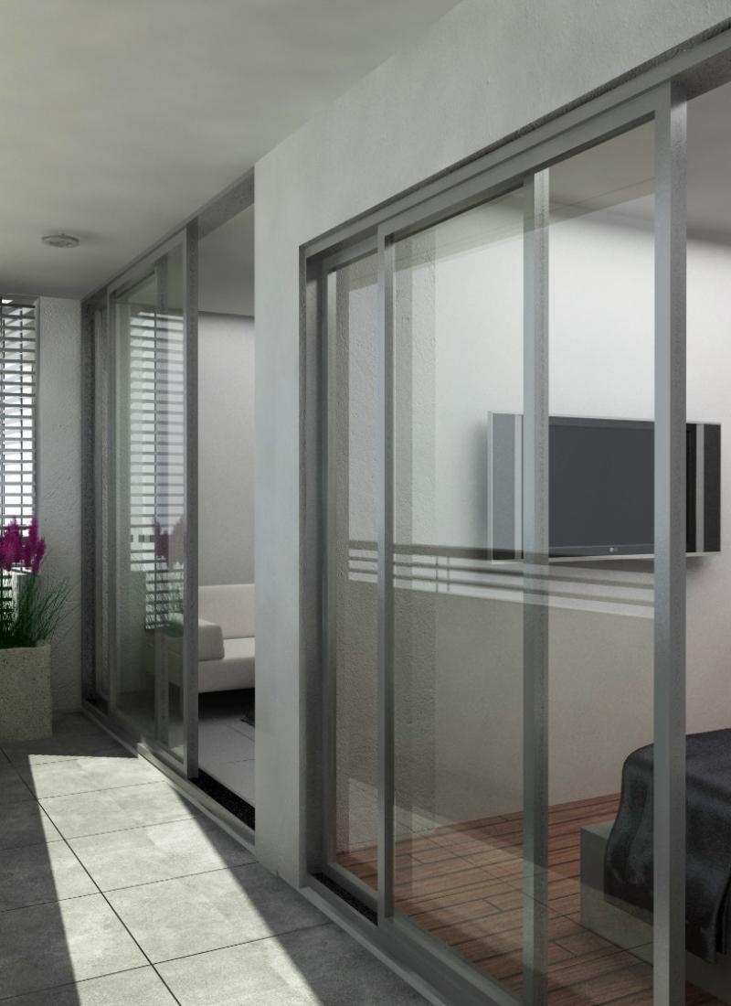 Departamentos de 1 dormitorio