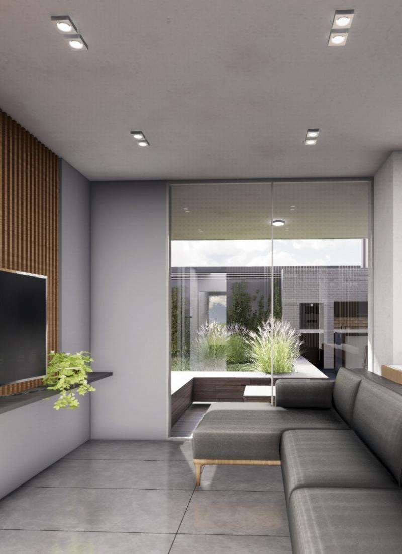 Cittá Lux salas comunes y amenities