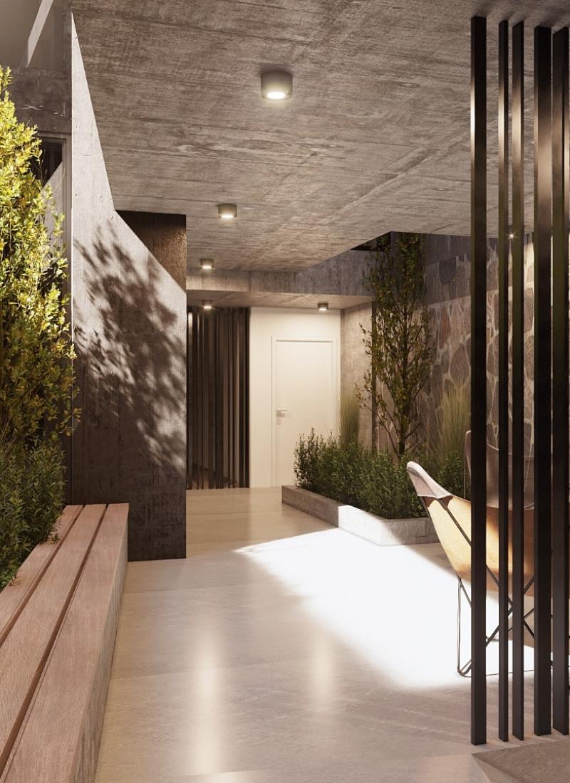 Salas comunes y amenities