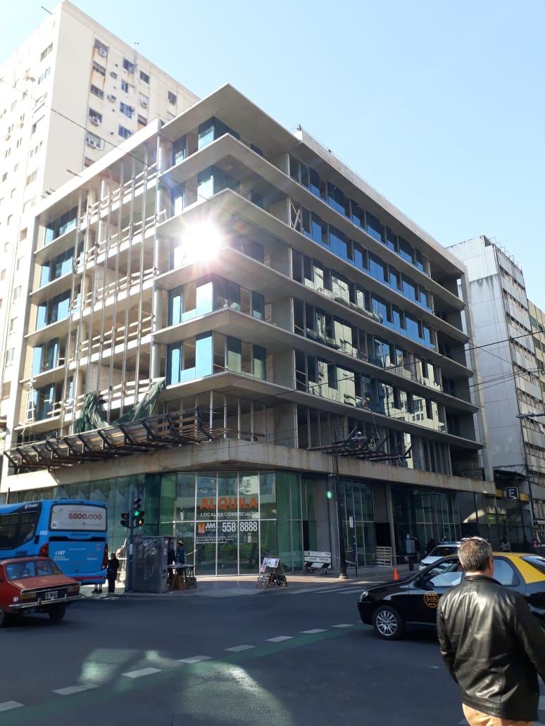 Avances de obra Foss II Edificio de Oficinas
