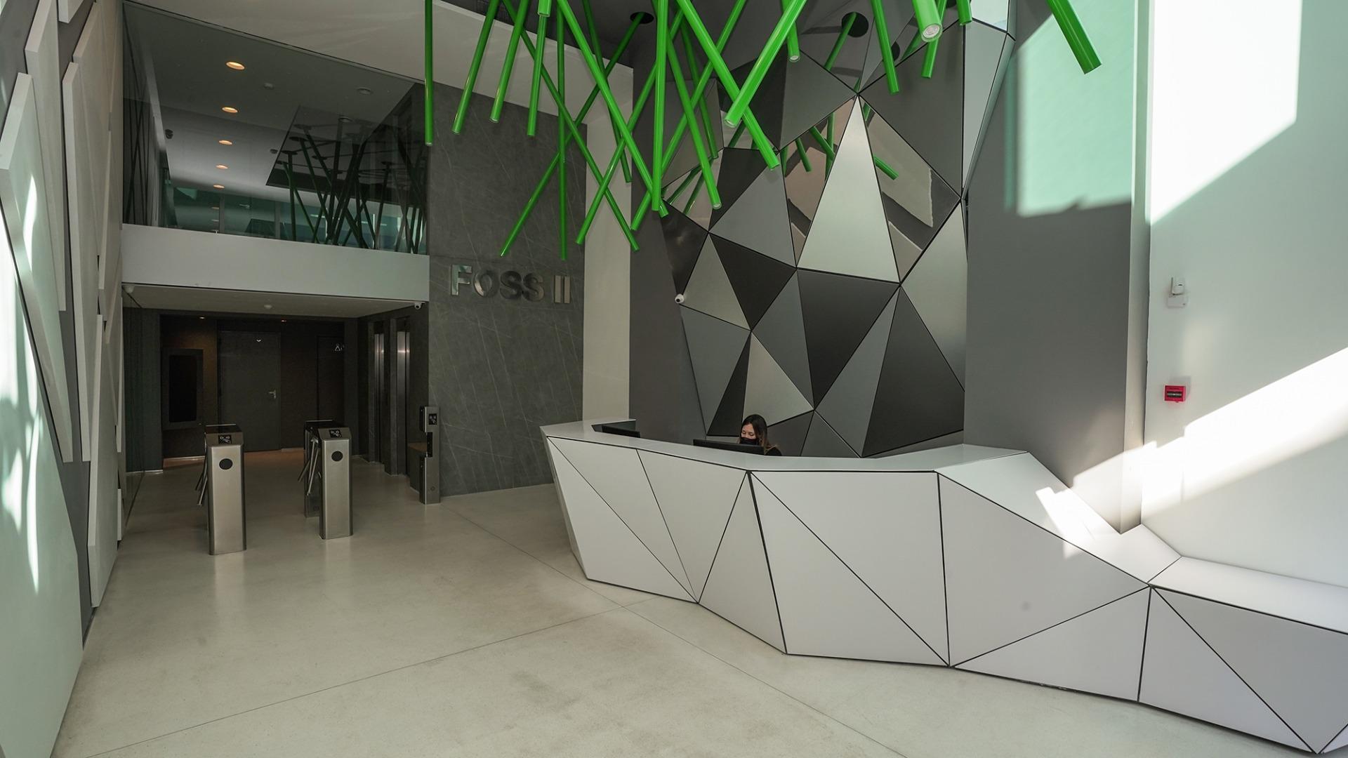 Imágenes Foss II Edificio de Oficinas