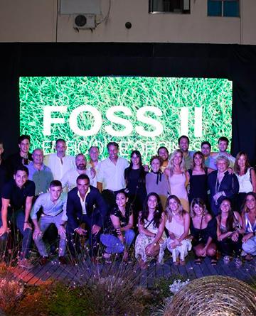 Inauguración FOSS II Edificio de Oficinas